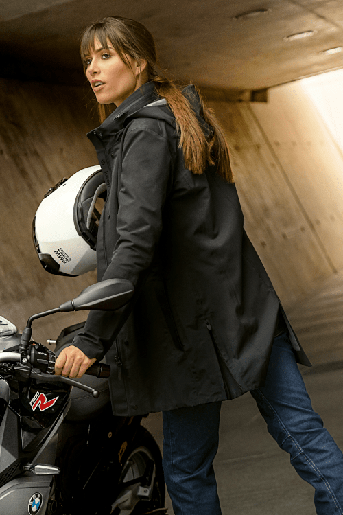 BMW Motorrad ride - tabulka velikostí - ženy
