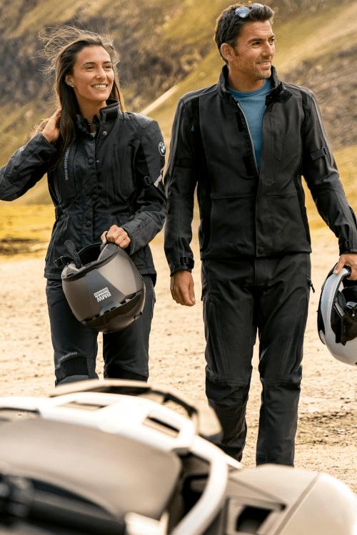 BMW Motorrad muži a ženy