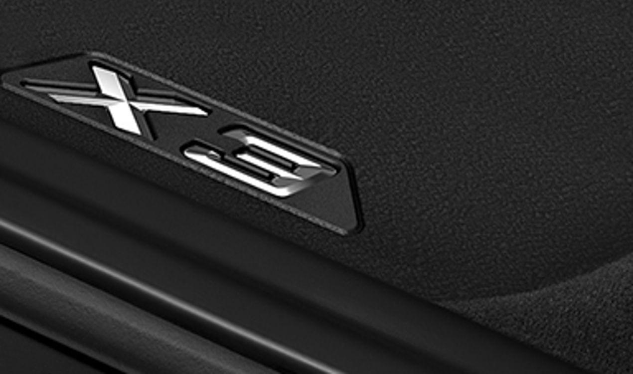 BMW ORIGINÁLNÍ ZADNÍ SADA KOBERCŮ X3
