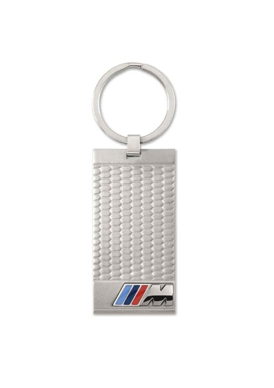 BMW M PŘÍVĚŠEK NA KLÍČE z nerezové oceli